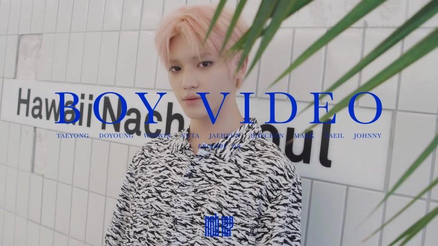 NCT 127 BOY #TAEYONG VIDEO