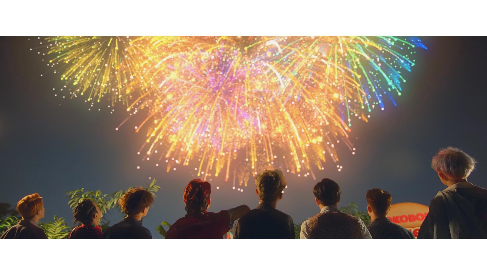 EXO_叩叩趴(Ko Ko Bop)_Music Video Teaser