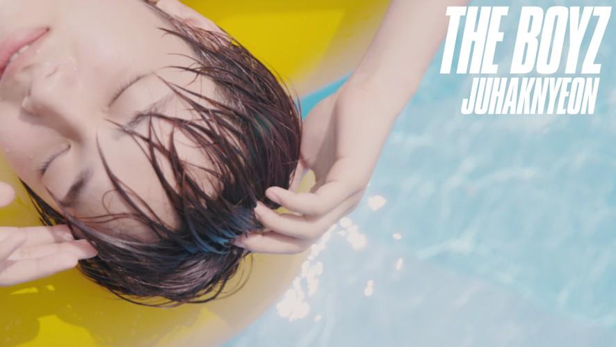 더보이즈(THE BOYZ) X DAZED PROFILE FILM #01 주학년(JUHAKNYEON)