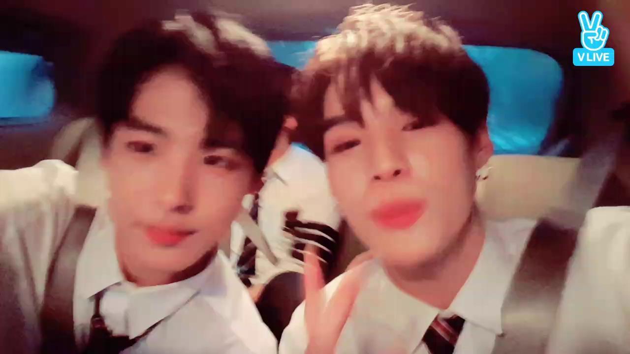 VICTON 빅톤 Broadcast (첫 달콤 버스킹 완료!!)