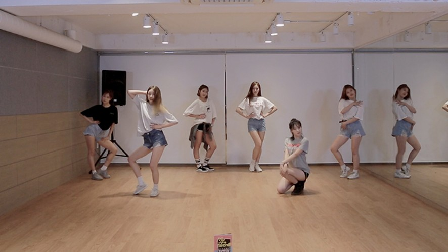 Favorite (페이버릿) - Party Time 안무영상 (Dance Practice)