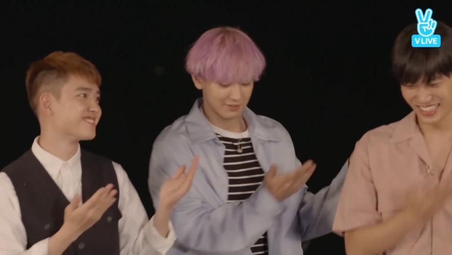 [EXO] ❄️🌊✨⚡️킹갓제너럴탑클래스아이돌 엑소의 컴백을 축하합니다🔥👊🏻🗝🌪 (EXO's comeback V live)