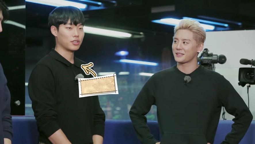 김준수&류준열 눈호강 볼링매치 #2 : 이번엔 팀전이다!