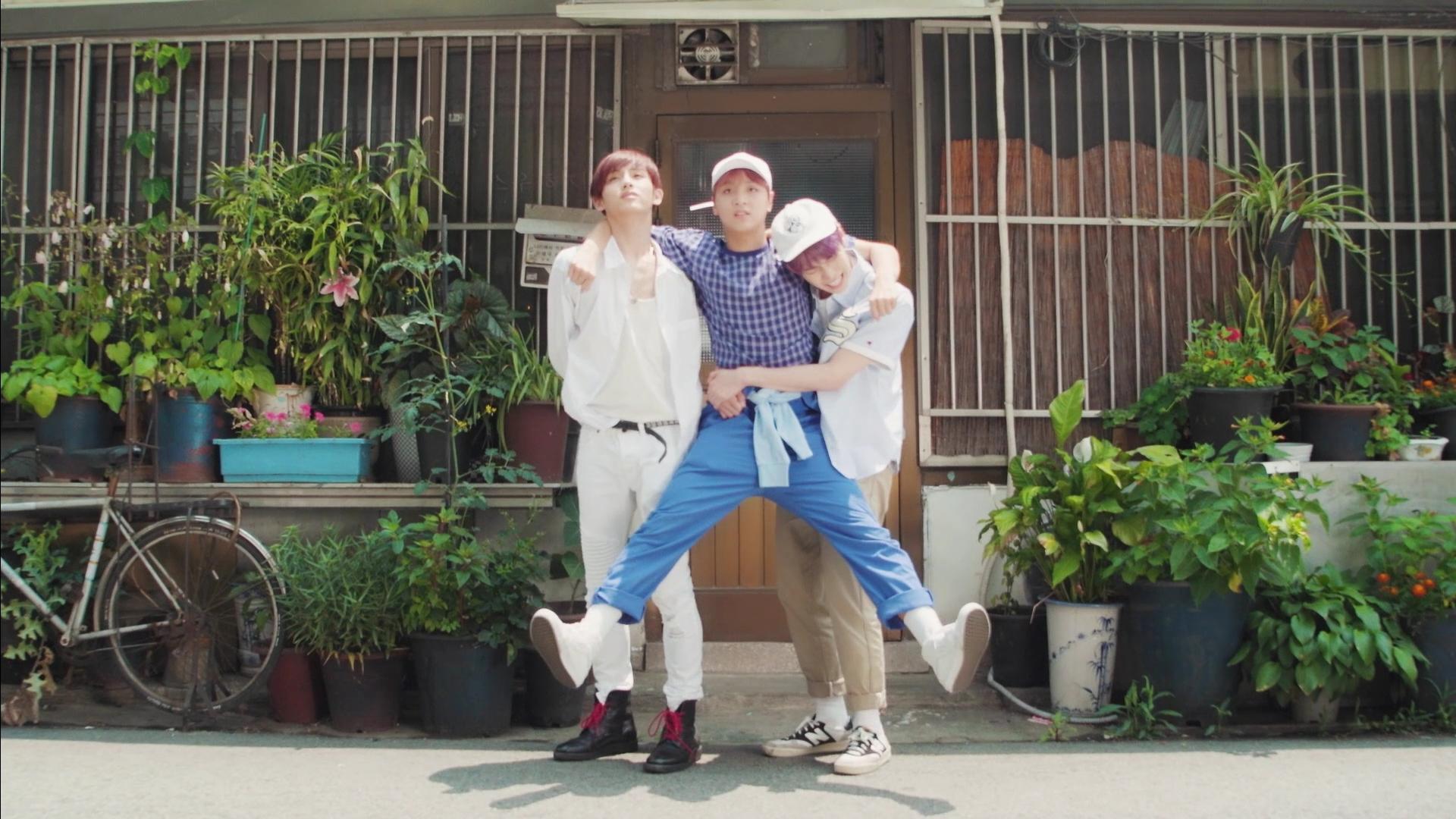 NCT 127 BOY VIDEO B - CUT #4