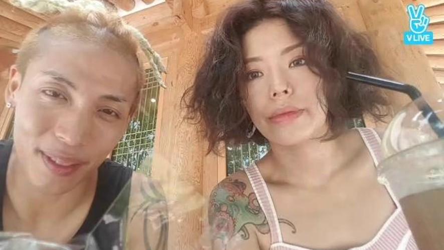 [제이블랙&마리] 담양 죽녹원 LIVE♡