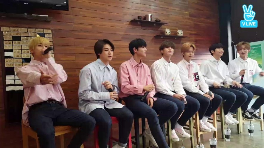 VICTON 빅톤 Broadcast (달콤 버스킹 수원)