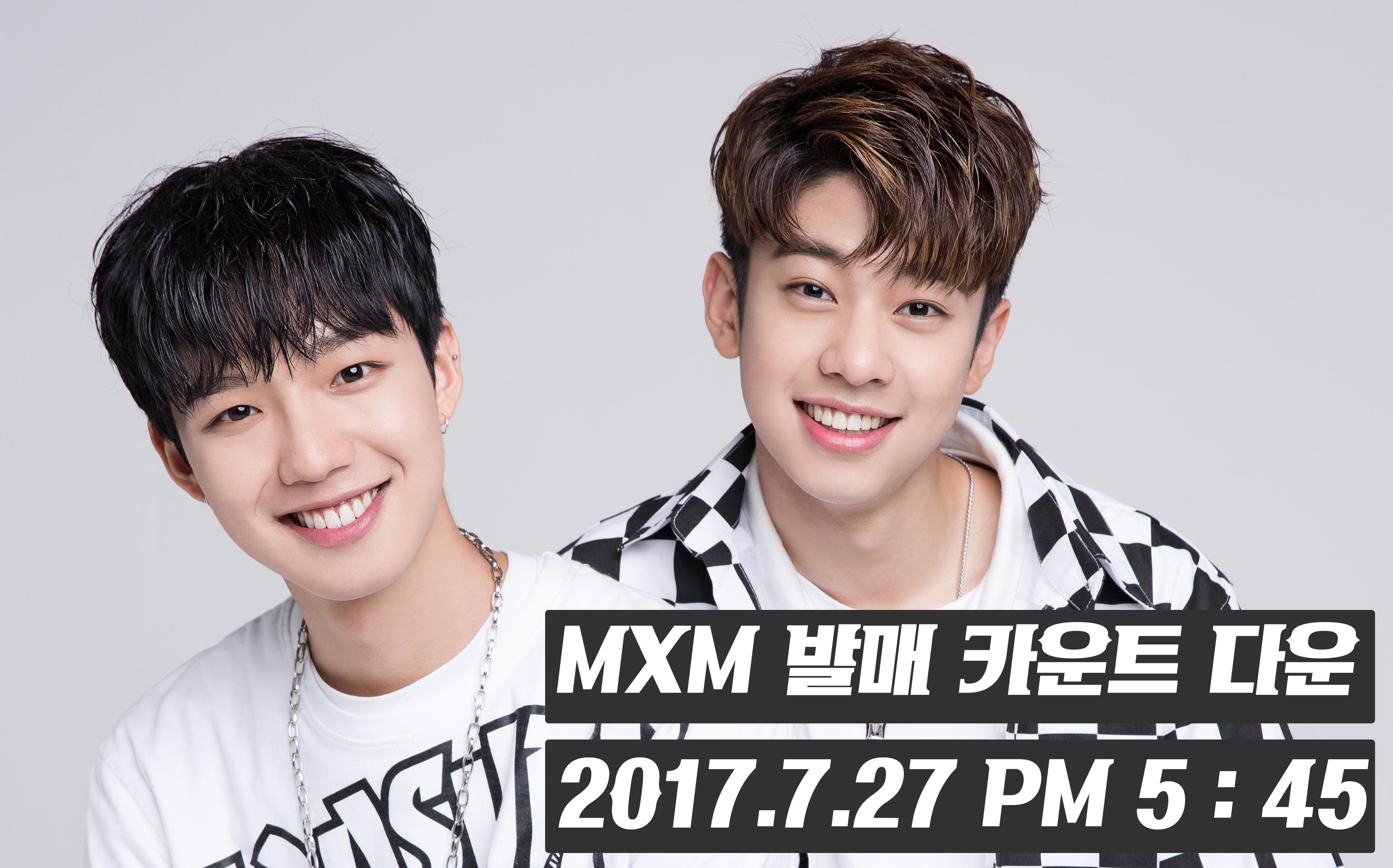[MXM] 발매 카운트다운
