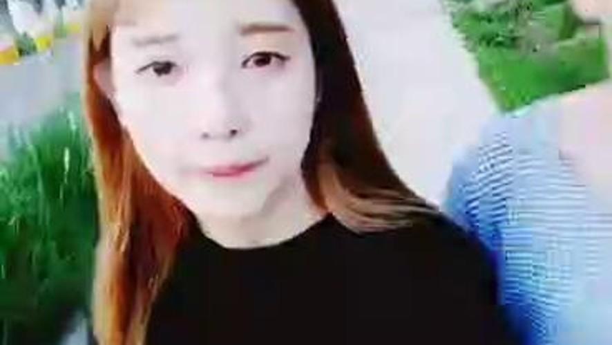 에이프릴과 한강데이트♡