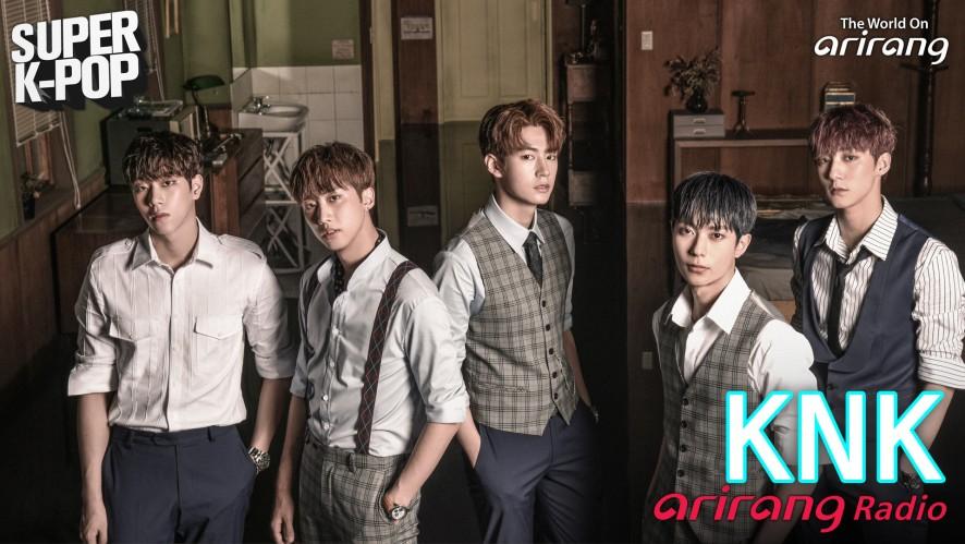Arirang Radio (Super K-Pop/KNK)