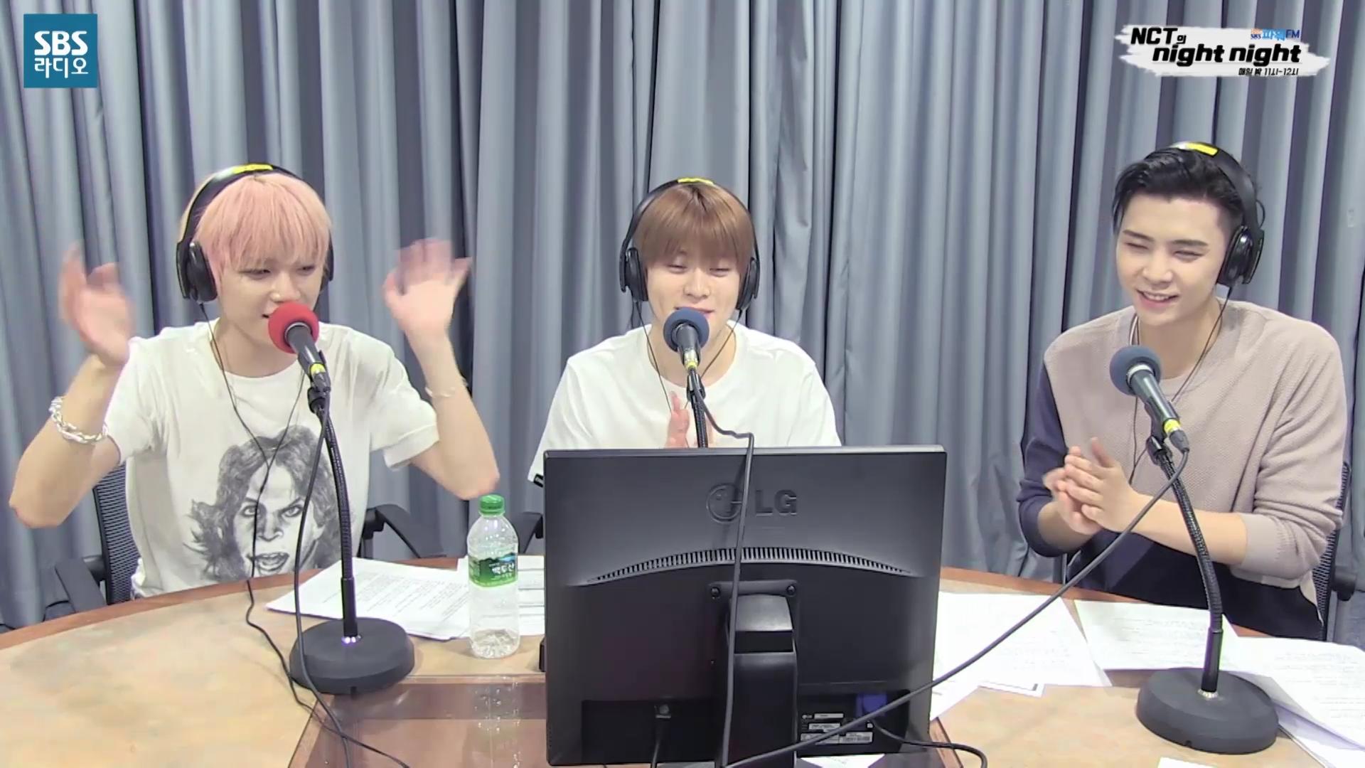 NCT 태용과 함께하는 '동심 DREAM' 녹음 현장!