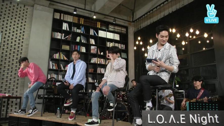 """NU'EST W_여보세요_Mini Concert """"L.O.Λ.E Night"""""""