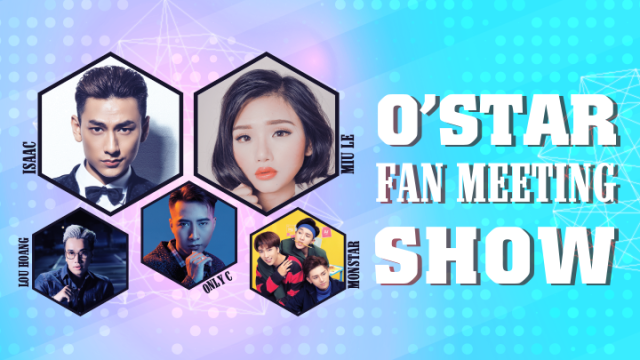 O'STAR FAN MEETING SHOW with ISAAC, MIU LE