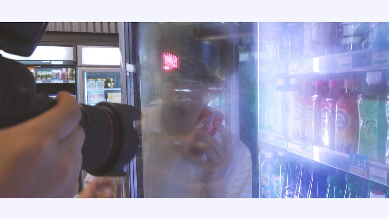 TheEastLight.(더 이스트라이트) - 미니앨범 six senses 자켓 비하인드