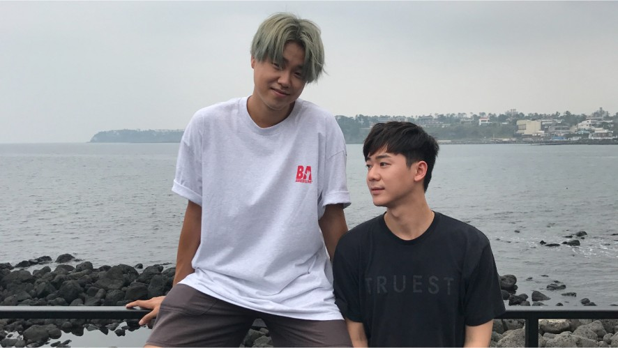[Nick&Sammy] Welcome to Jeju island