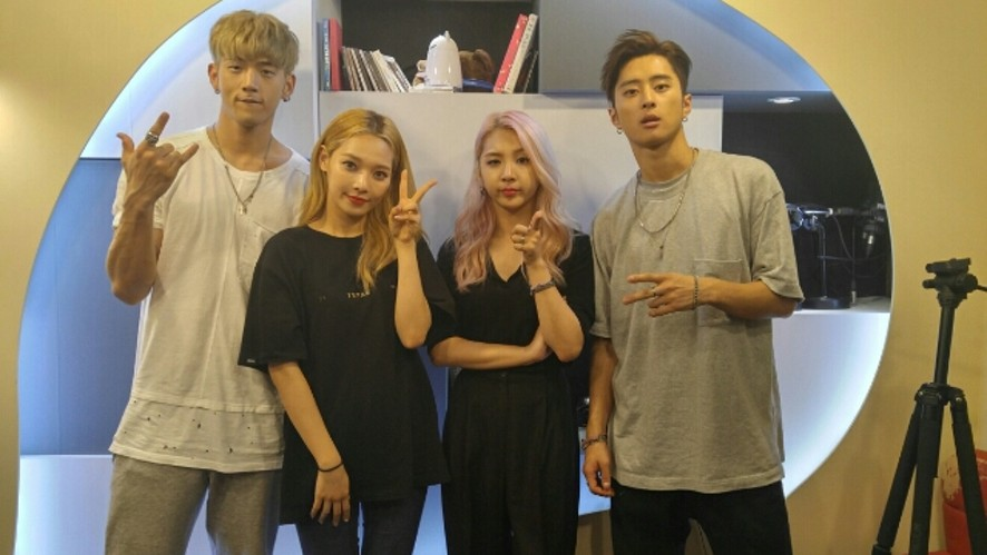 'K.A.R.D' CameFrom the Star !