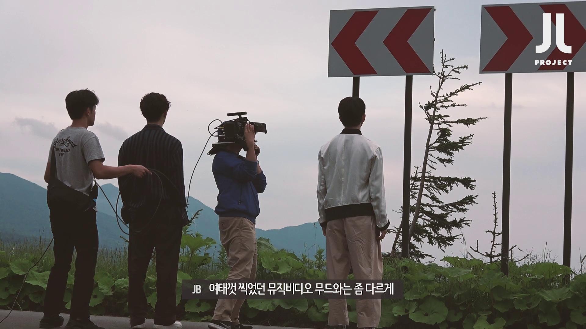 """[스타캐스트] JJ Project! """"내일, 오늘"""" 자켓 촬영부터 뮤직비디오 촬영까지 비하인드 대공개!"""