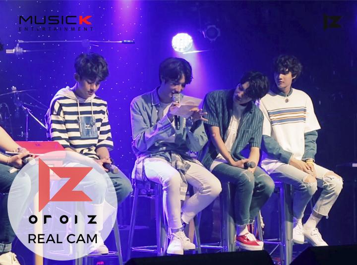 [IZ] OPEN YOUR IZ contact.2 다시보기