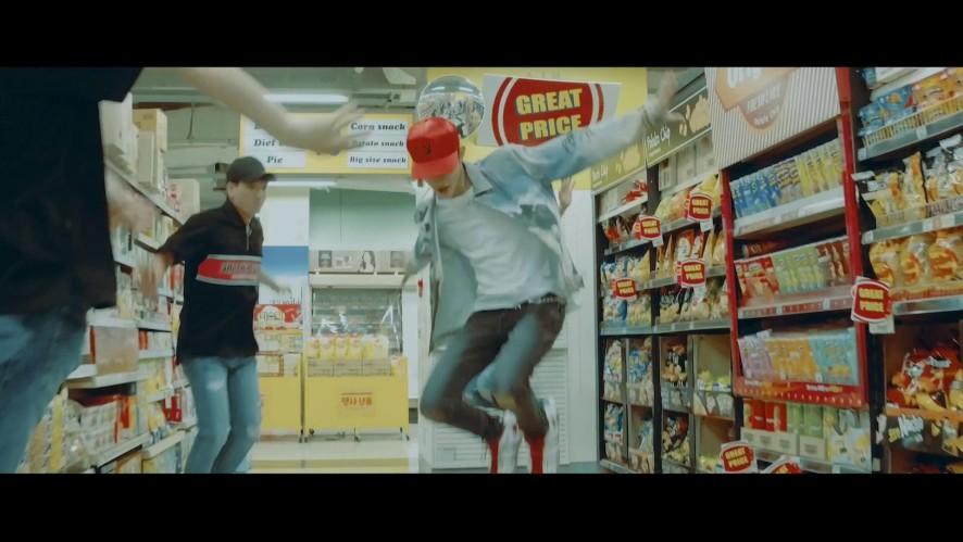 사무엘 – '식스틴(feat.창모)' MV Teaser