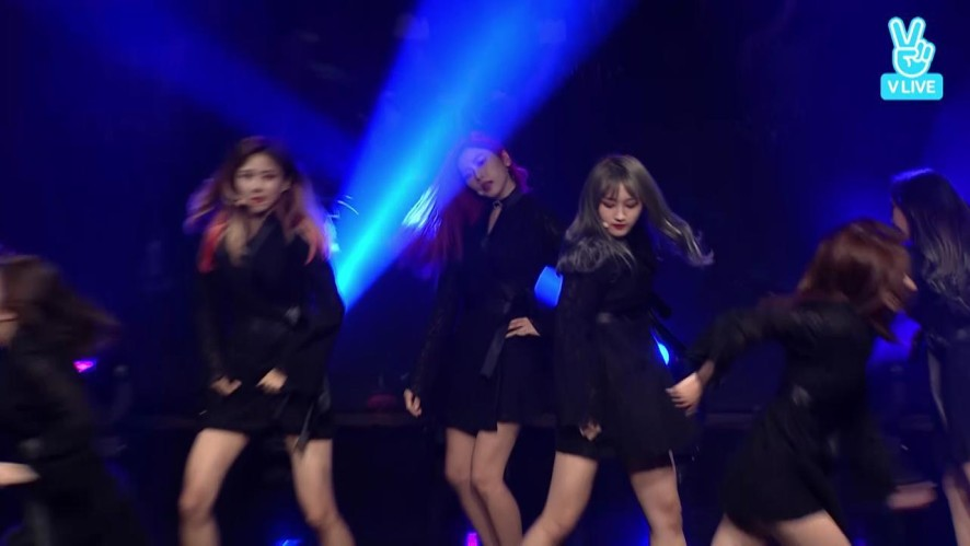 DREAMCATCHER 'Good Night' @ 드림캐쳐 1st 팬미팅