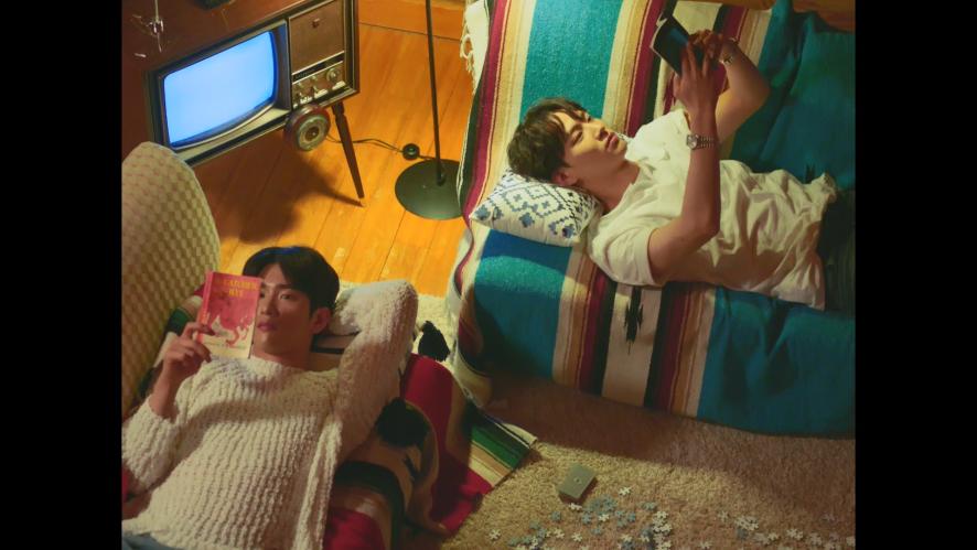 "JJ Project(제이제이 프로젝트) ""내일, 오늘"" M/V"
