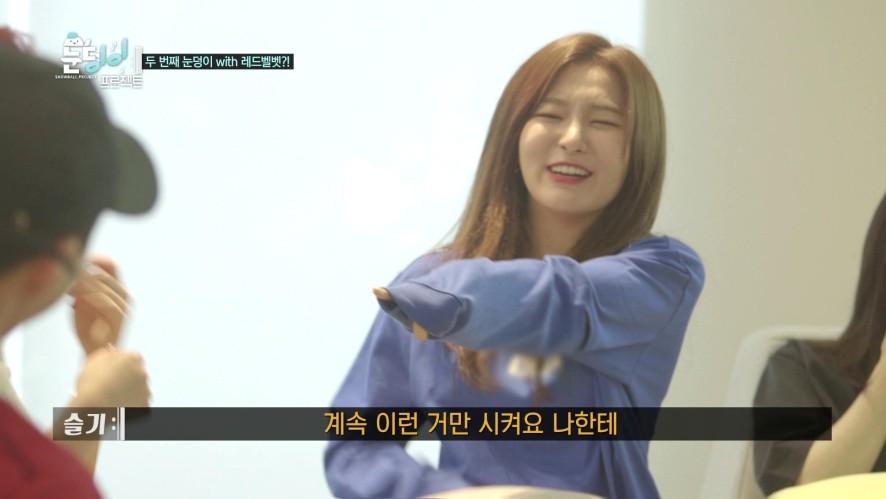 눈덩이 프로젝트 EP.31 - 두 번째 눈덩이 with 레드벨벳?!