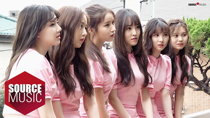 [Special Clips] 여자친구 GFRIEND -  'PARALLEL' Jacket Shooting Behind