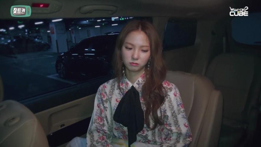 CLC - 칯트키 #10 (칯순이들의 비활동기 근황)