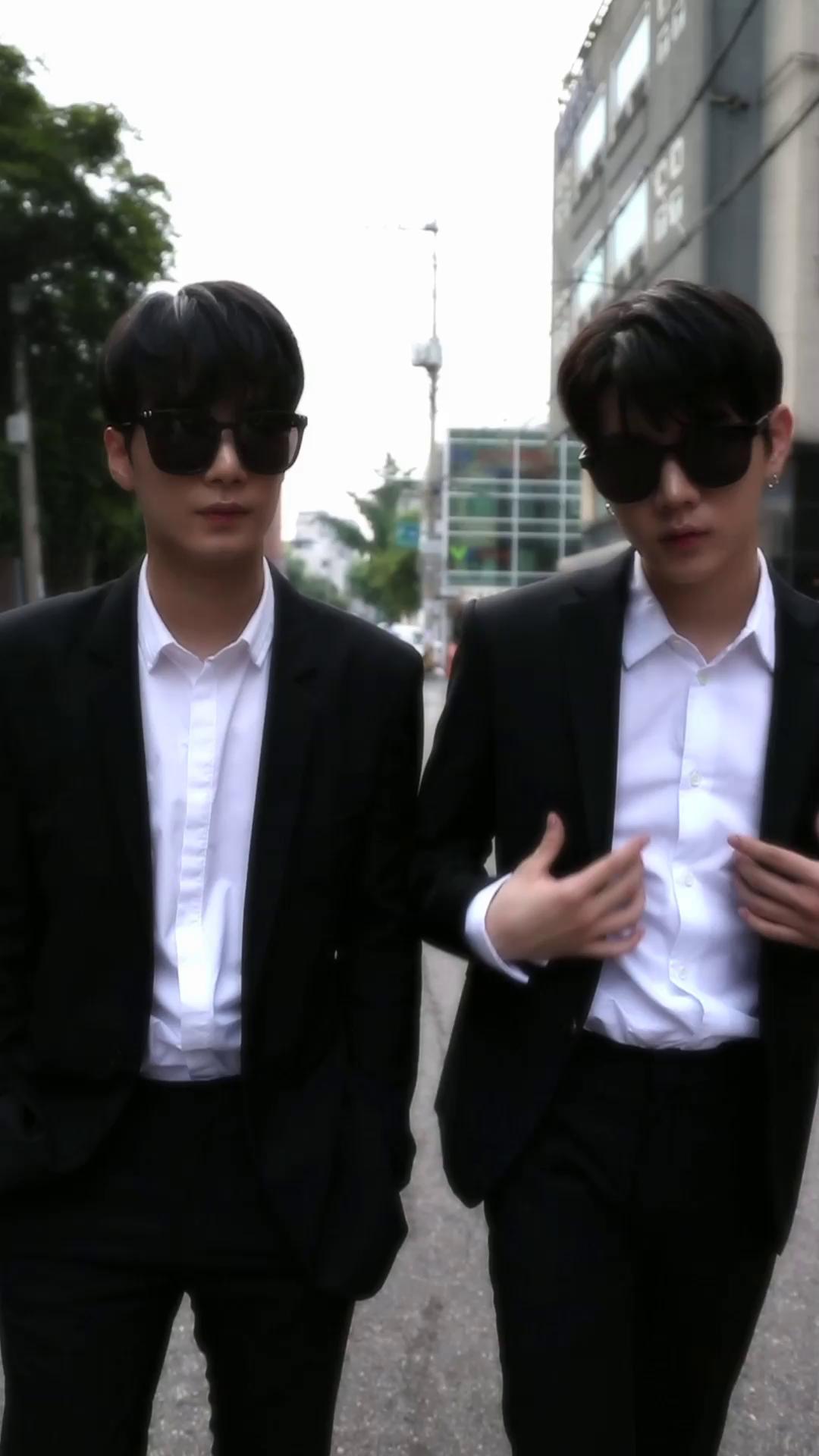 [존잘러스] 뉴이스트W, JR&렌 편