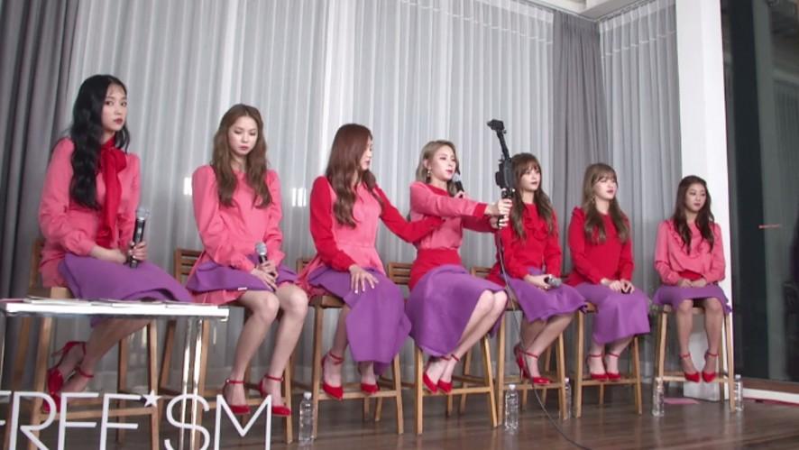 [Full] CLC - 일곱빛깔 FREE'SM