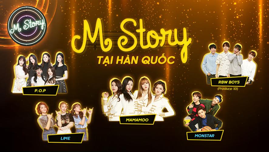 M Story in Korea