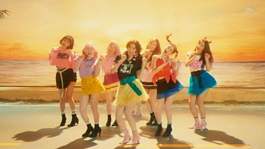 Girls' Generation 소녀시대_Holiday_Music Video Teaser