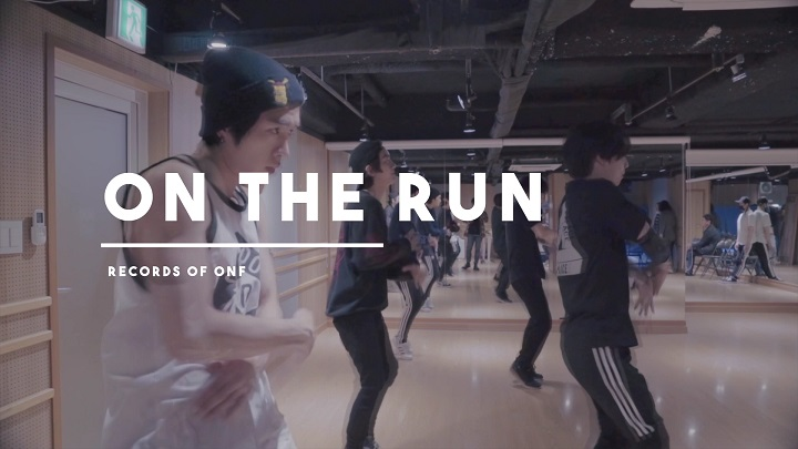 [ON THE RUN] EP.01 Training