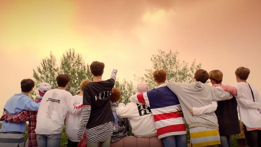 Wanna One - 에너제틱 (Energetic) M/V
