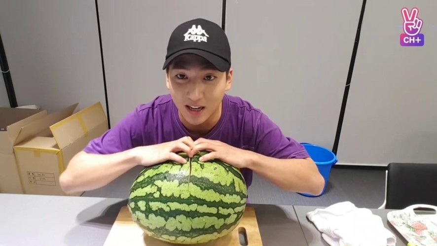 [CH+ mini replay] 바로의 사생활탐구(수박썰) Baro's Private Research (watermelon talk)