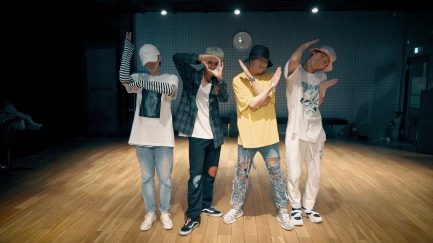 WINNER - 'LOVE ME LOVE ME' DANCE PRACTICE VIDEO