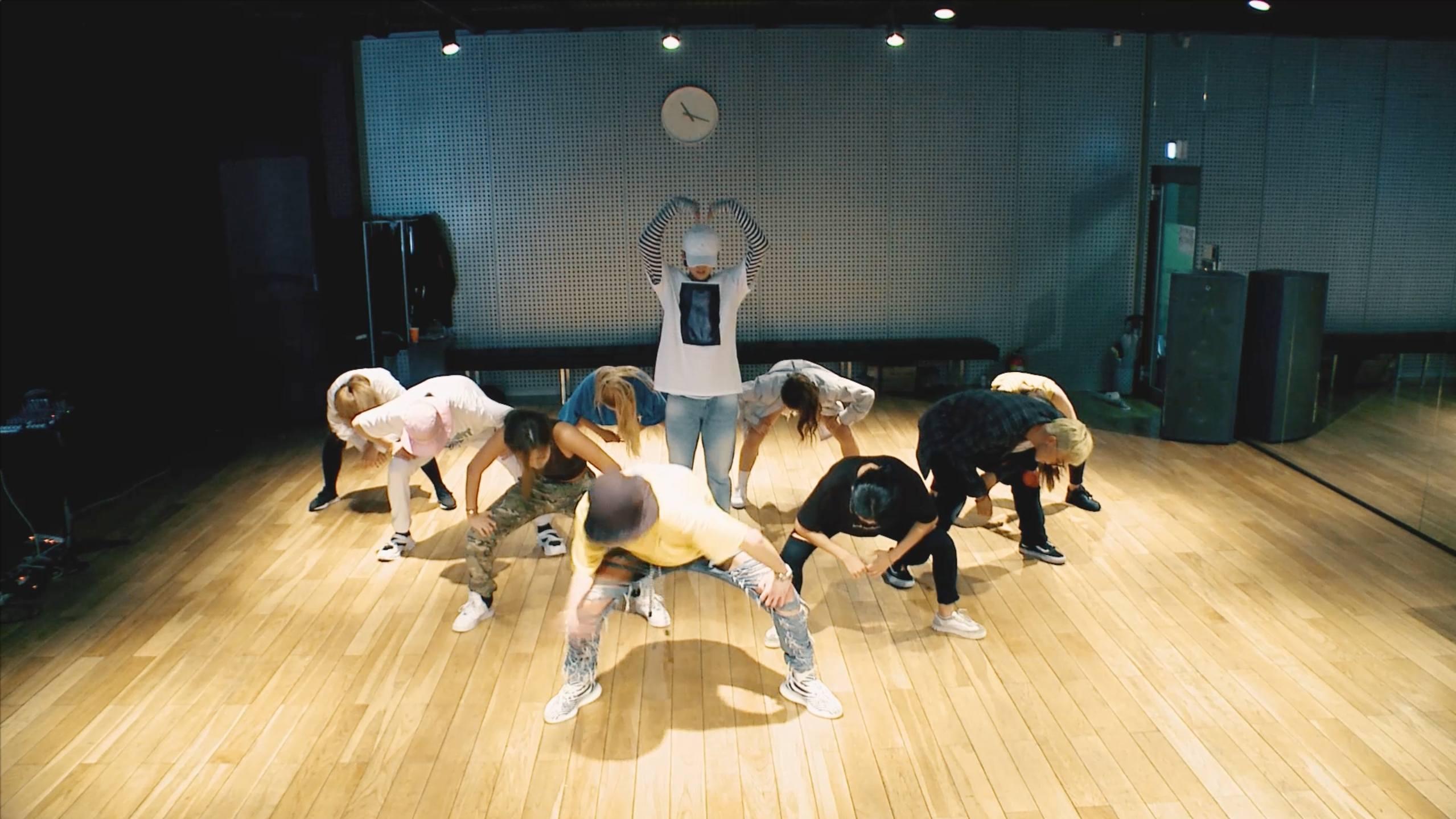 WINNER - 'ISLAND' DANCE PRACTICE VIDEO