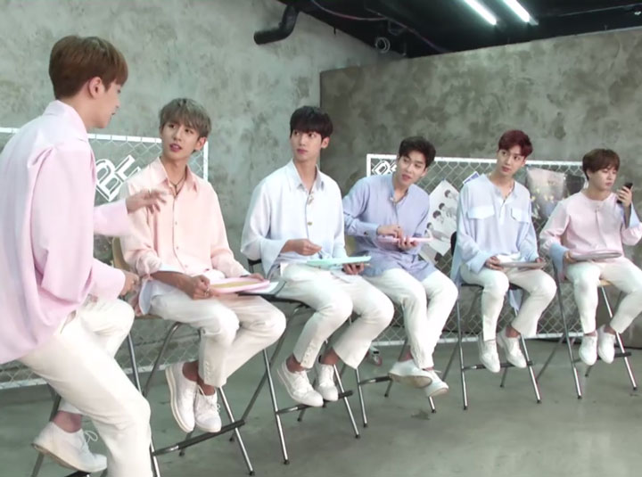 [FULL] BOYFRIEND 'NEVER END' COMEBACK LIVE