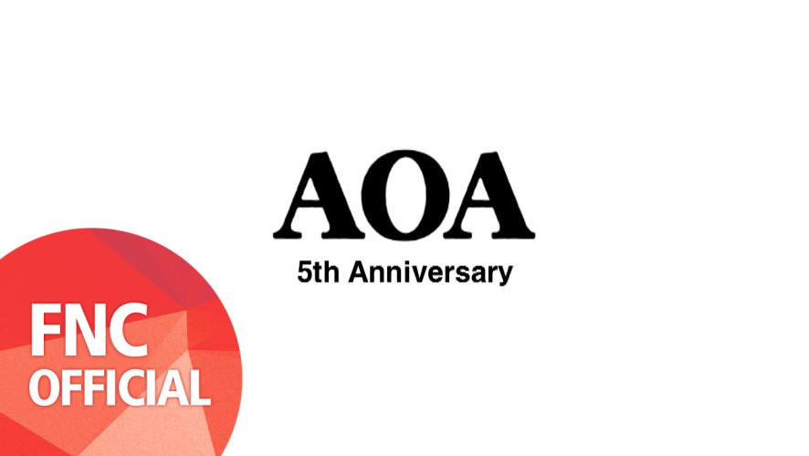 AOA 5TH ANNIVERSARY Message to ELVIS
