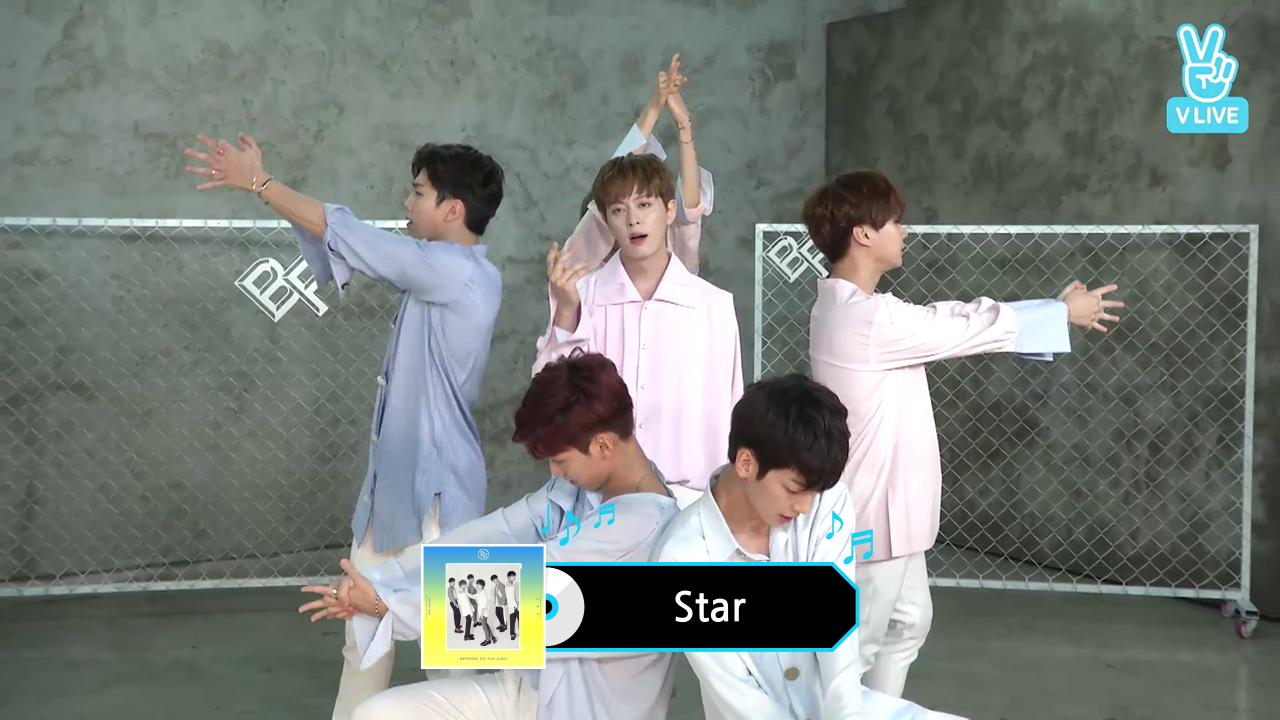 보이프렌드(BOYFRIEND) - Star