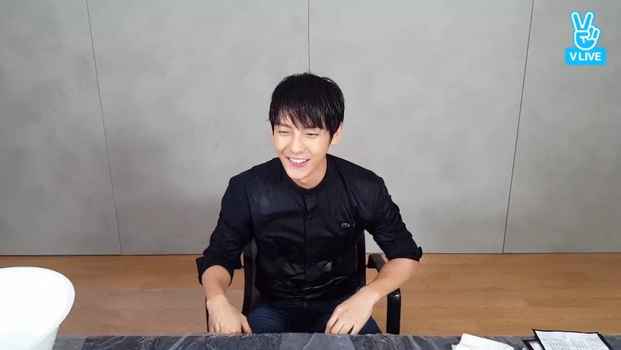 [BTOB] 밤 사이 비가 왔나봐 또 미녀기가 젖은 걸 보니☔️ (Minhyuk doing special mission)