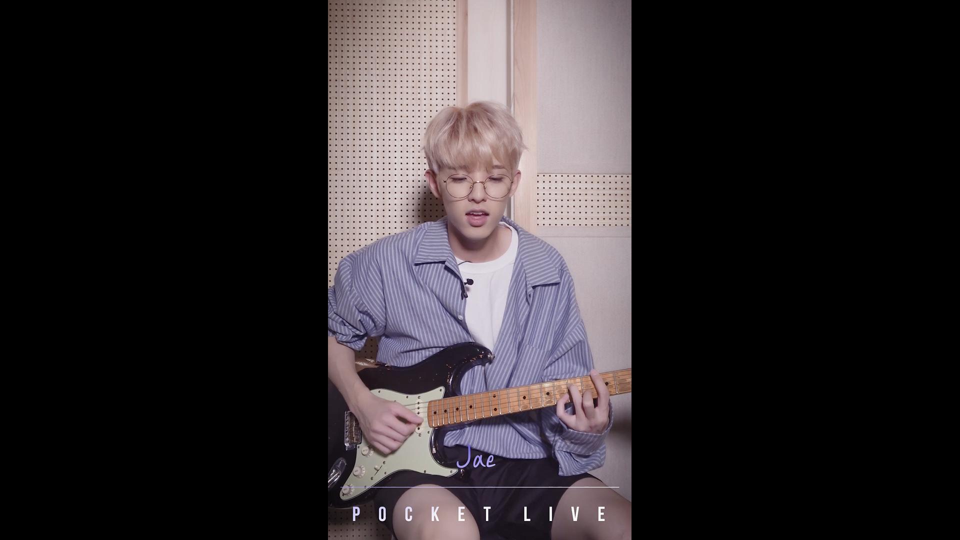 "[POCKET LIVE] DAY6(데이식스) Jae(제이) ""놀래!"""