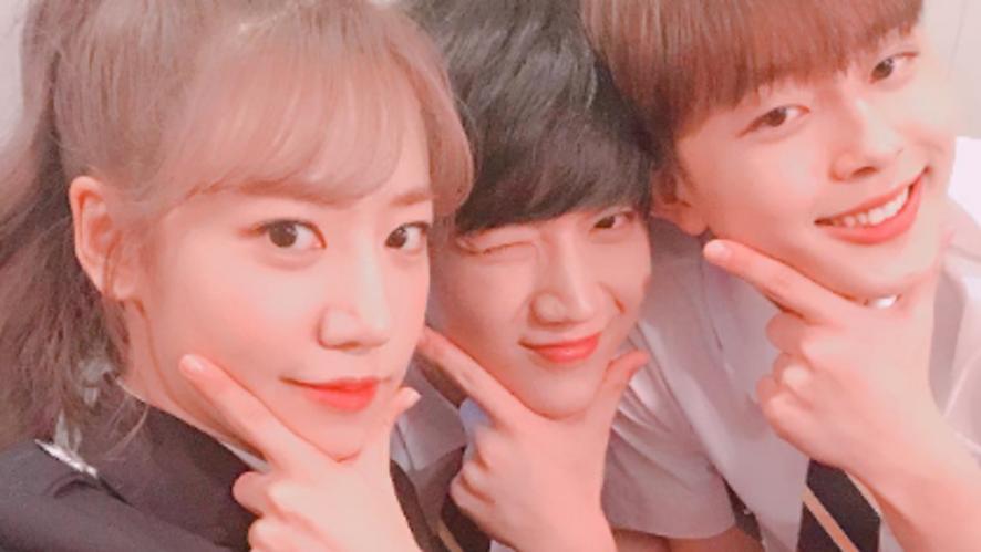 [악동탐정스] 꿀케미 삼총사♥ 촬영 현장 첫공개!
