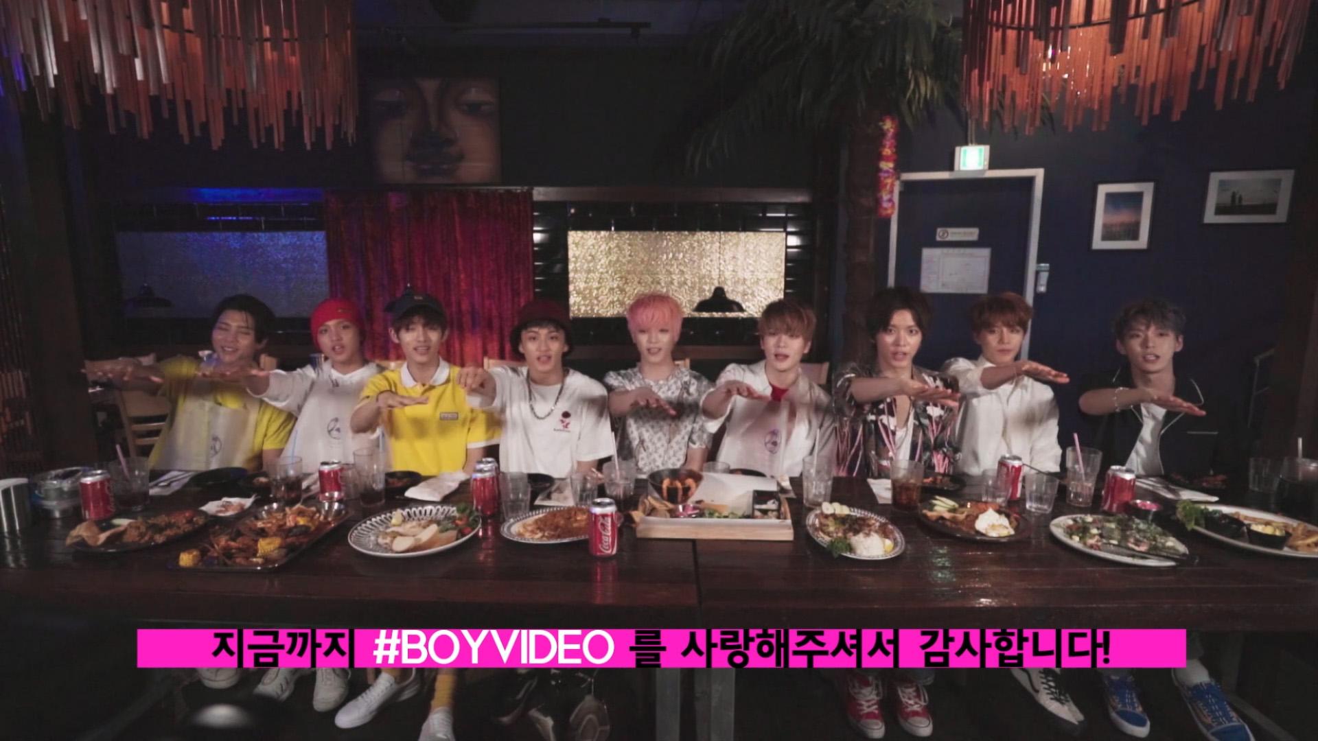 NCT 127 BOY VIDEO EP.15