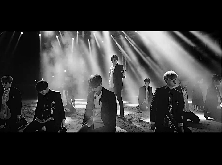 Wanna One - ′활활(Burn It Up)′ M/V (Extended ver.)