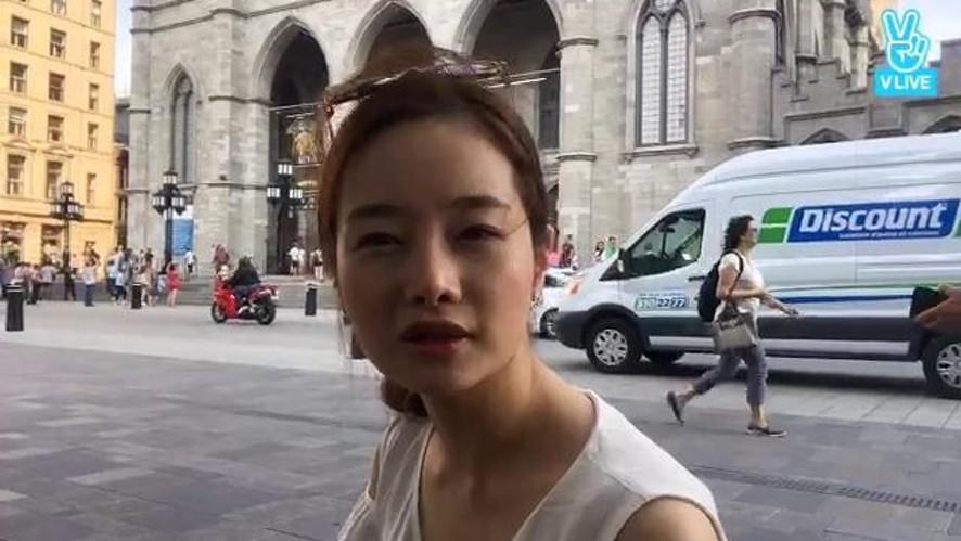 바이올리니스트 김봄소리 몬트리올에 가다