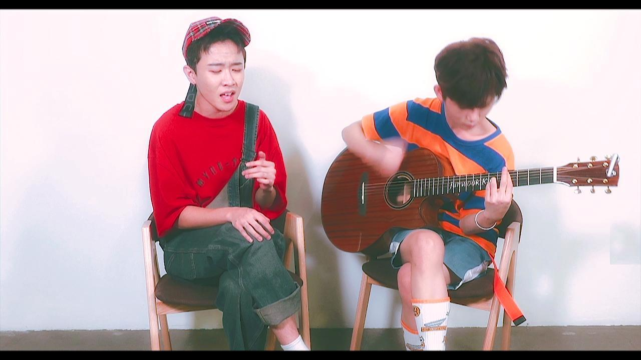 TheEastLight.(더 이스트라이트) EunSung,JunWook -  My All(Mariah Carey Cover)