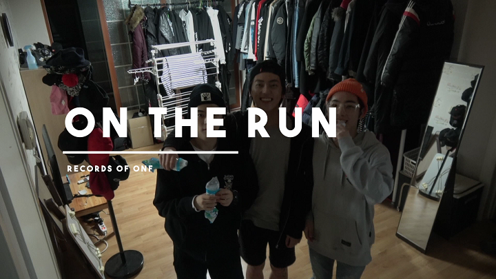 [ON THE RUN] EP.04 Day Before