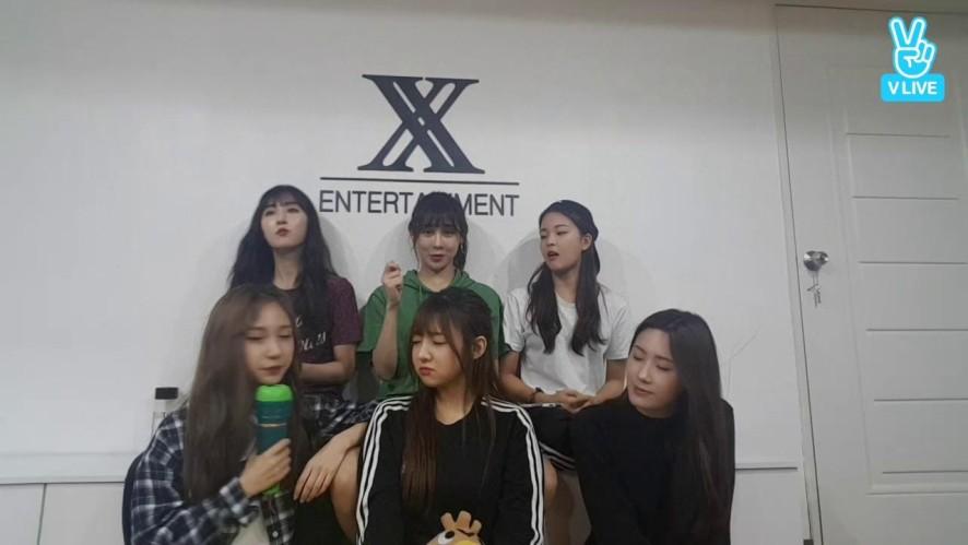 S.I.S 에스아이에스 - 단체 첫 라이브~!!!S.I.S 에스아이에스 전맴버 첫 라이브~!!!