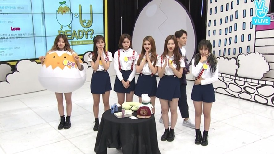 [Full] FAVORITE's HATCHING-OUT-LIVE - 페이버릿의 알방라이브!