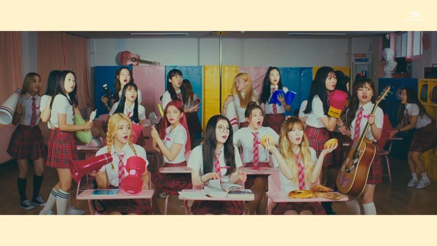 [STATION] Red Velvet 레드벨벳_환생 (Rebirth)_Teaser Clip